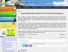 Tablet Preview of kadinbandung.org